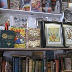 Rare book shops near me