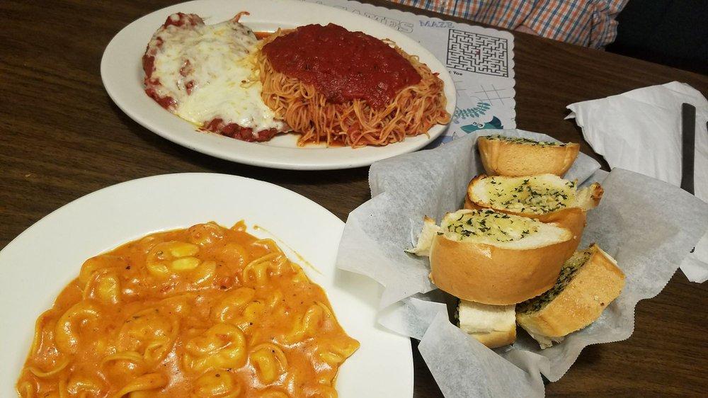 Juliano's Restaurant & Pizzeria: 5476 Steubenville Pike, Robinson Twp., PA