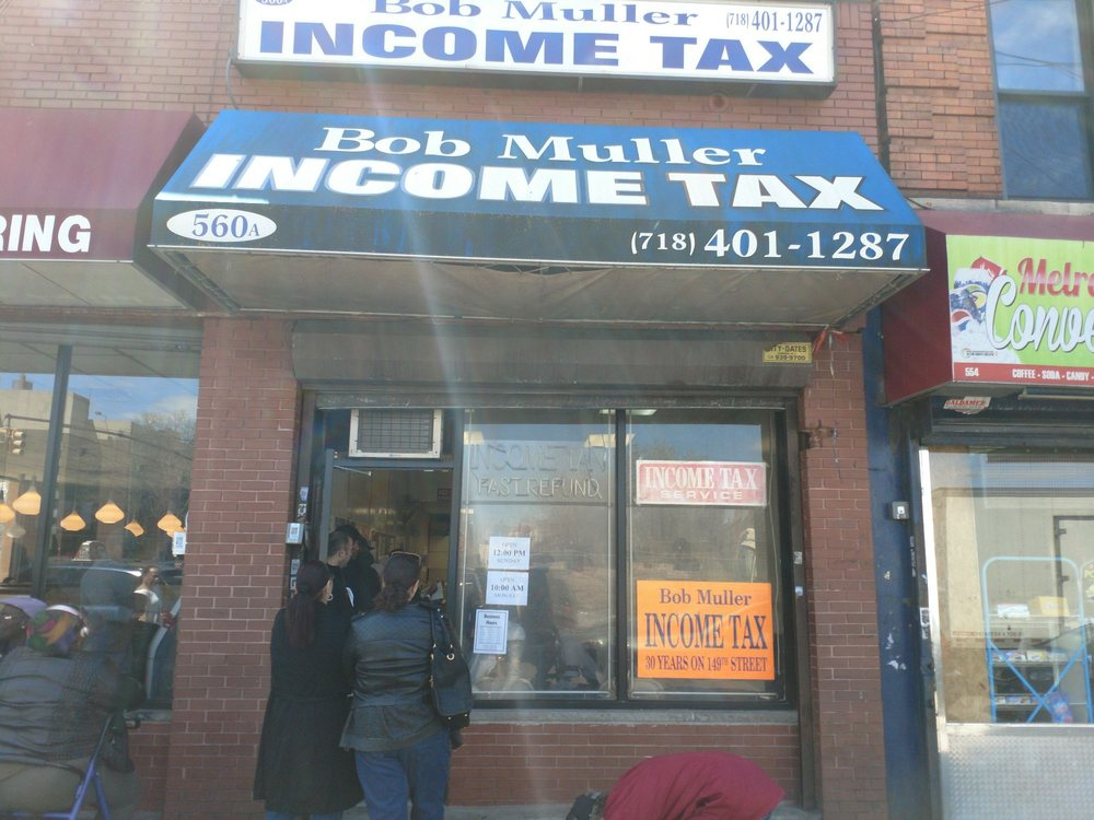 Muller Bob: 560 E 149th St, Bronx, NY