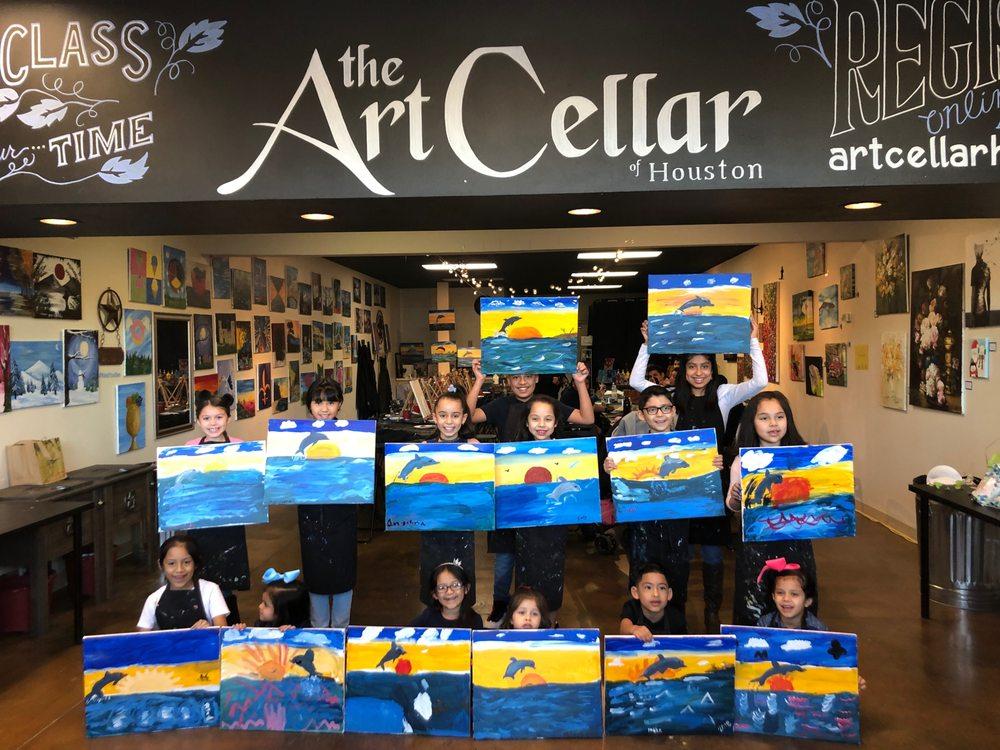 The Art Cellar of Houston