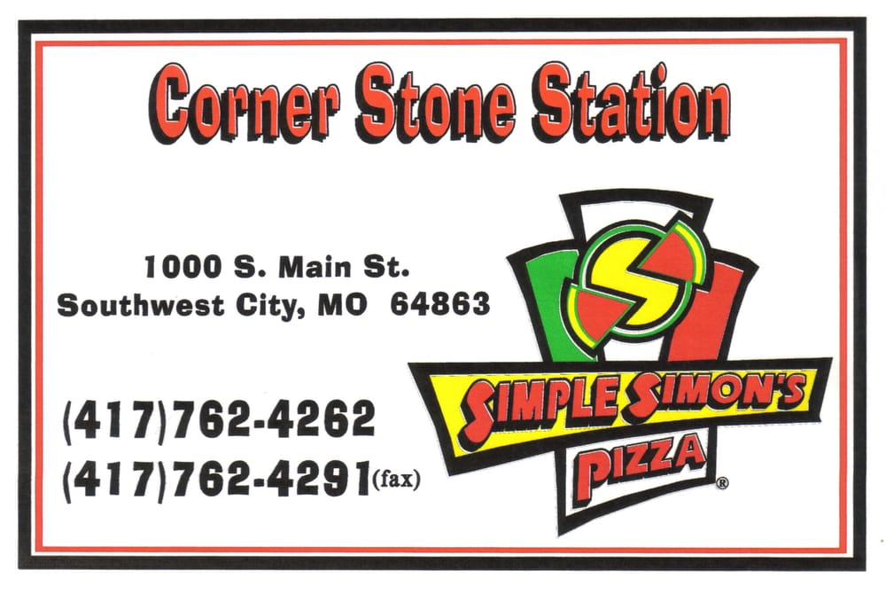 Corner Stone Station: 1000 S Main St, Southwest City, MO