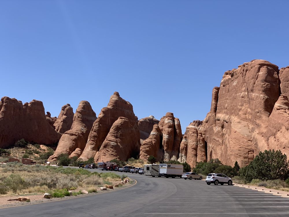 Arches National Park: Moab, UT