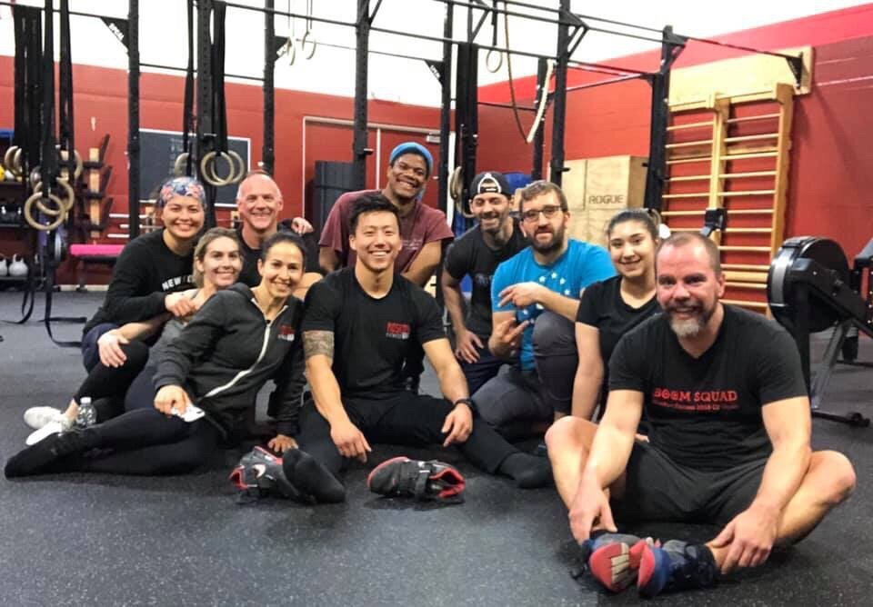 Social Spots from Noskov Fitness - CrossFit Northvale