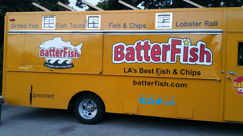 Batterfish Food Truck
