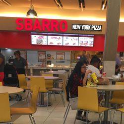 Sbarro Restaurant Pizza 6170 W Grand Ave Gurnee Il