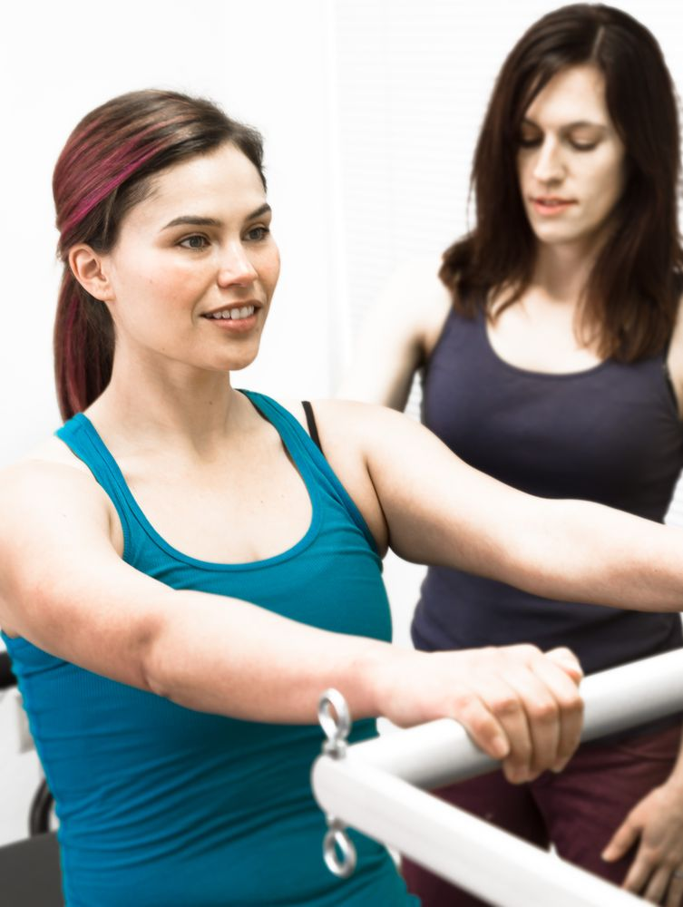 Brisbane Pilates: 44 Visitacion Ave, Brisbane, CA