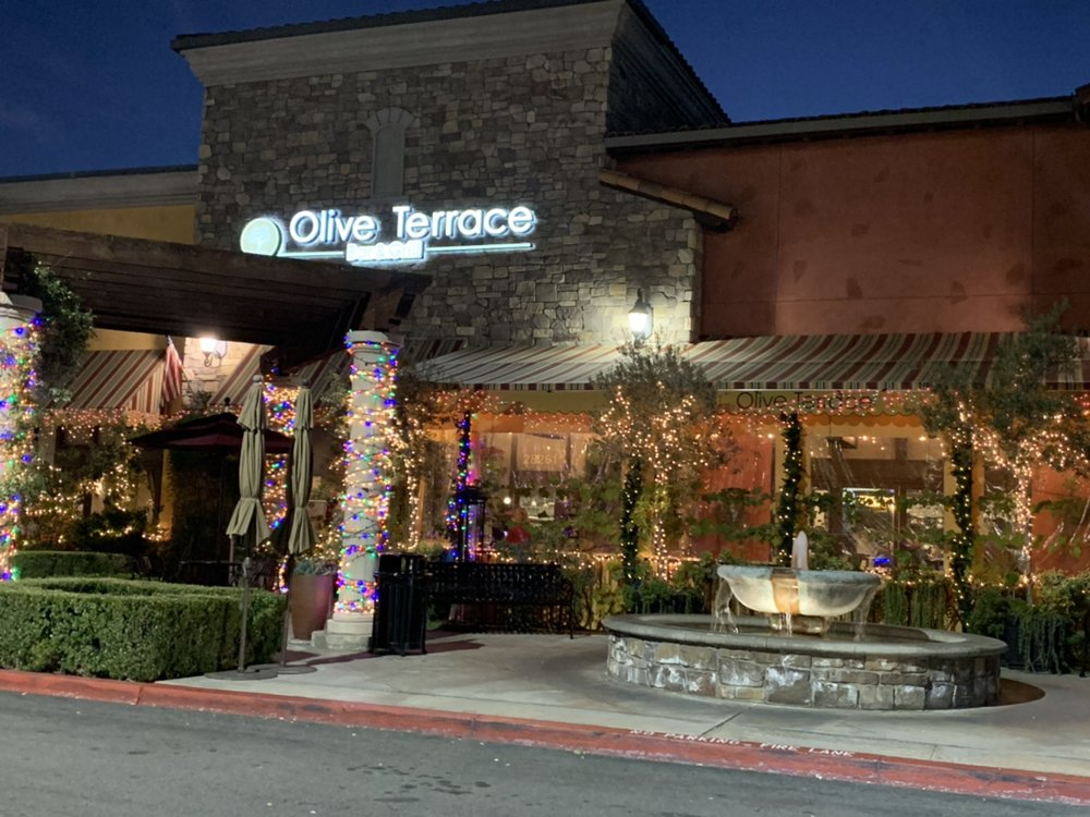 Olive Terrace Bar and Grill: 28261 Newhall Ranch Rd, Santa Clarita, CA