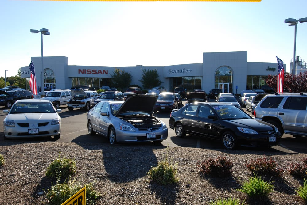 Photo Of Executive Jeep   North Haven, CT, United States. Executive Jeep  Nissan