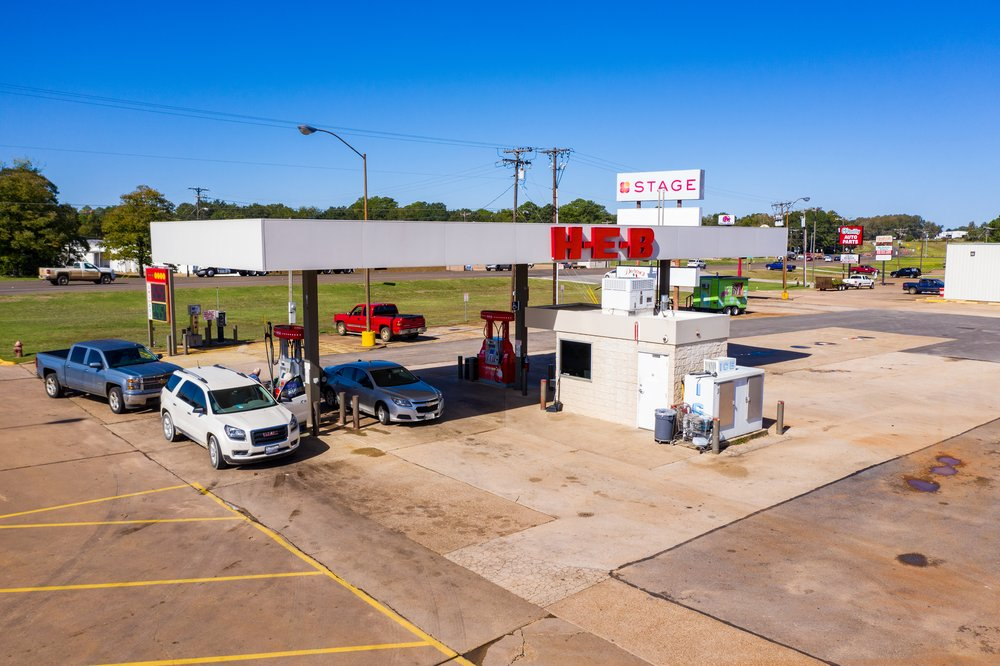 H-E-B: 1035 E Lp 304, Crockett, TX