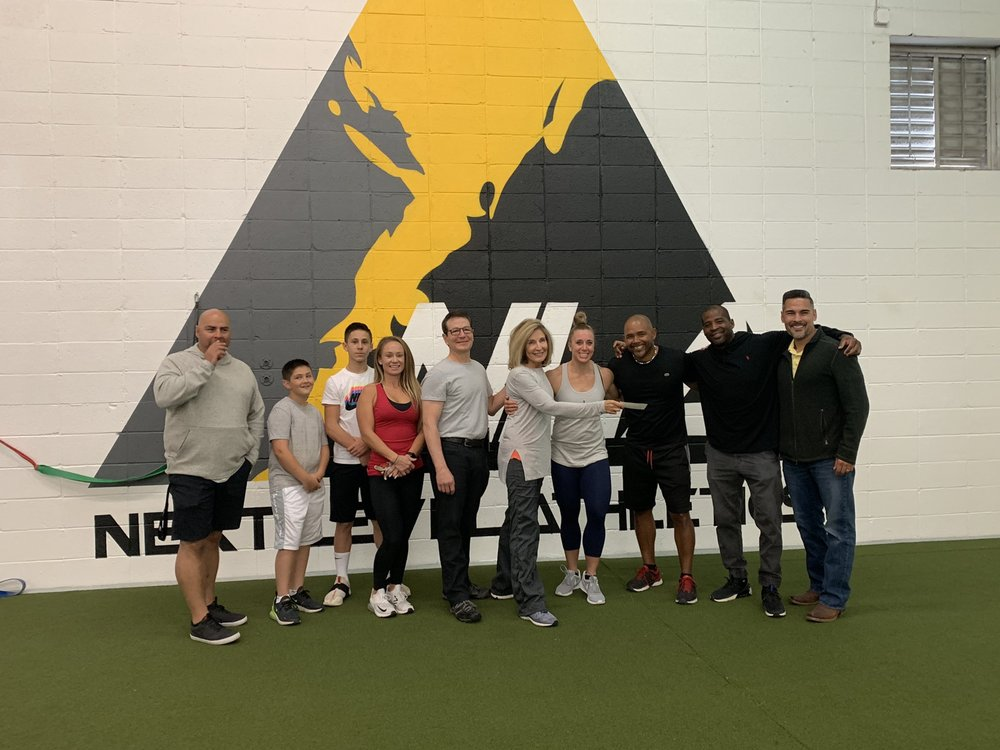 Next Level Athletics: 360 S Potomac St, Denver, CO