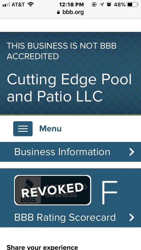 Cutting Edge Pool & Patio: 3101 N McDonald St, McKinney, TX