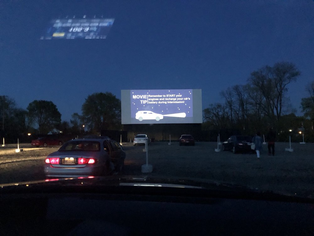 Dixie Drive-In Theatre: 6201 N Dixie Dr, Dayton, OH