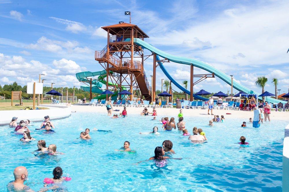 Neptune Island Waterpark: 1109 14th St, Hartsville, SC