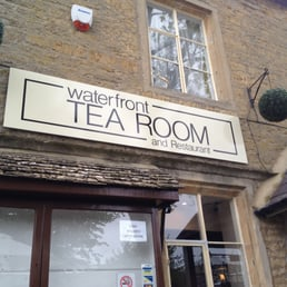 Waterfront Tea Rooms Bourton On The Water