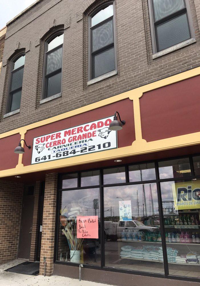 Super Mercado Cerro Grande Inc: 311 E Main St, Ottumwa, IA