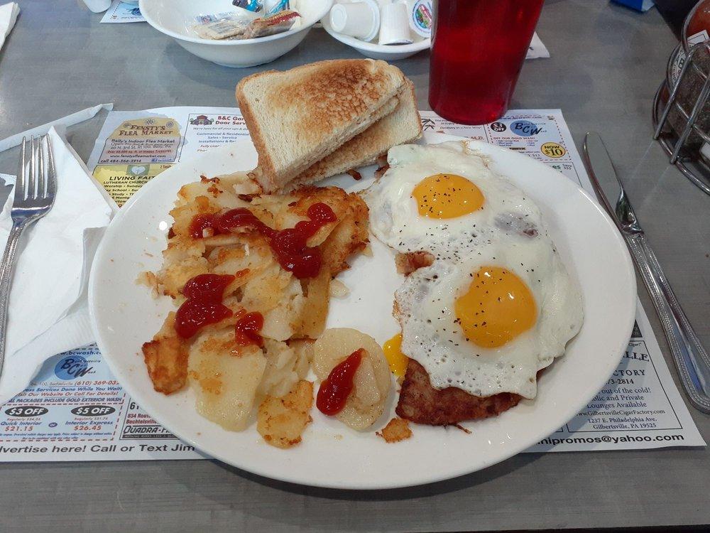 Americana Diner: 628 Rt 100 N, Bechtelsville, PA