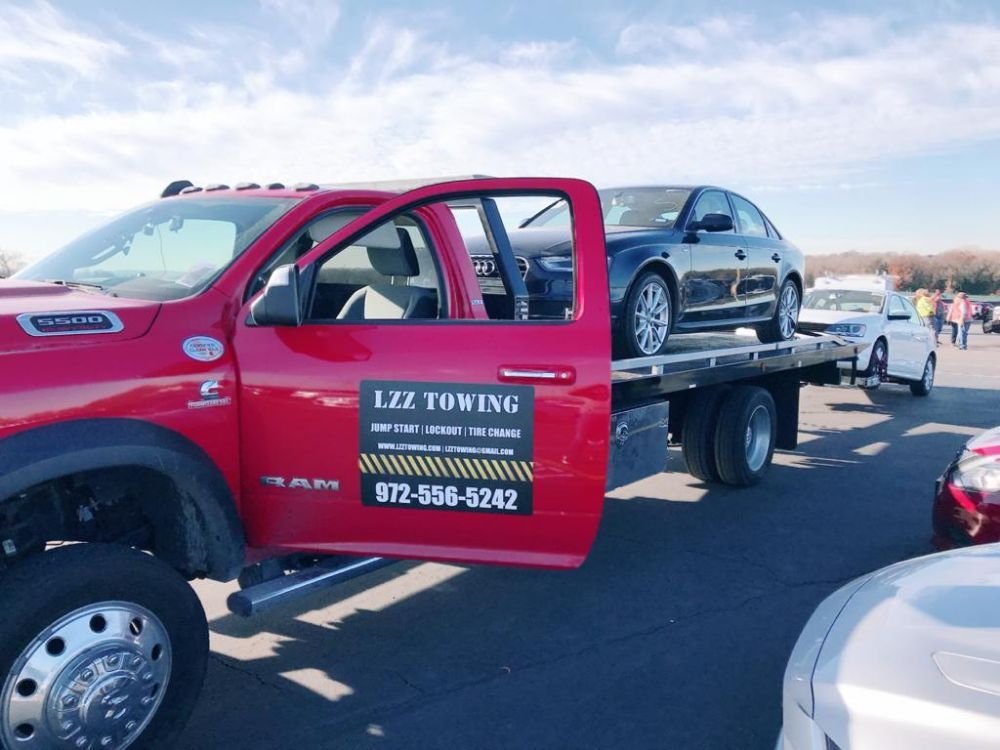 Towing business in Richardson, TX