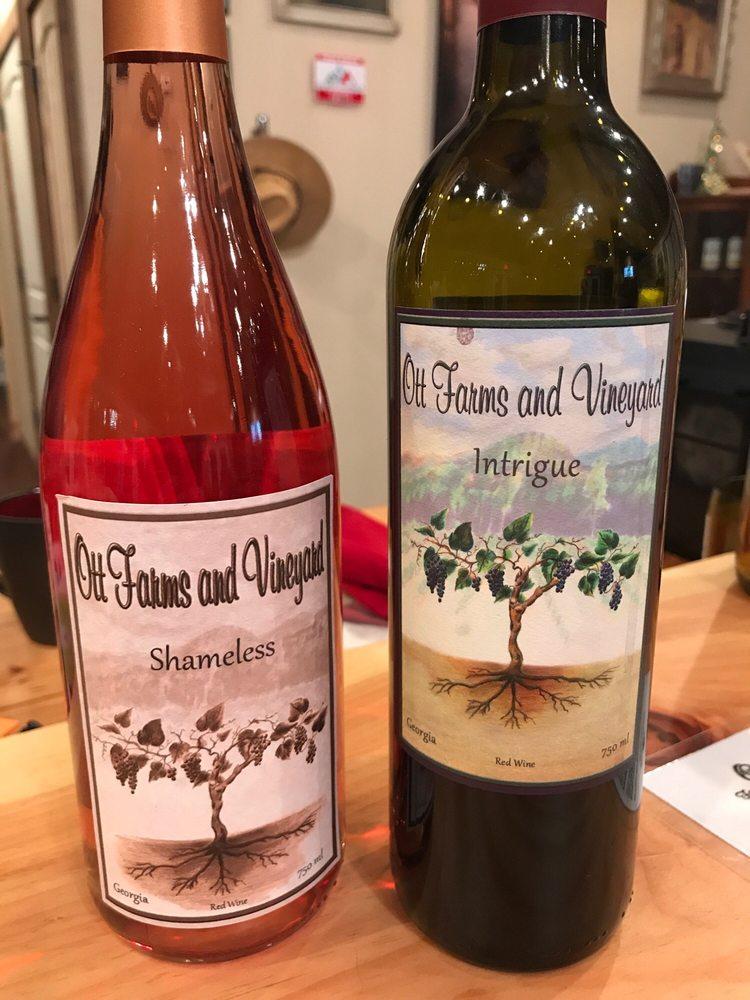 Ott Farms and Vineyard: 230 Henry Evans Rd, Ellijay, GA