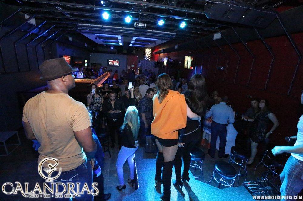 Calandrias Patio Bar