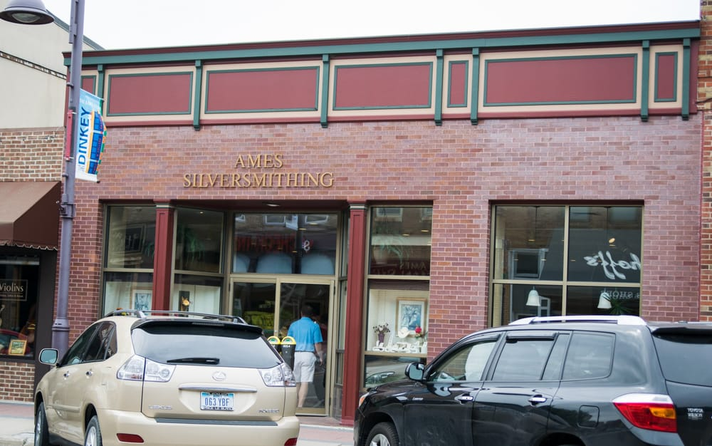 Ames Silversmithing: 220 Main St, Ames, IA