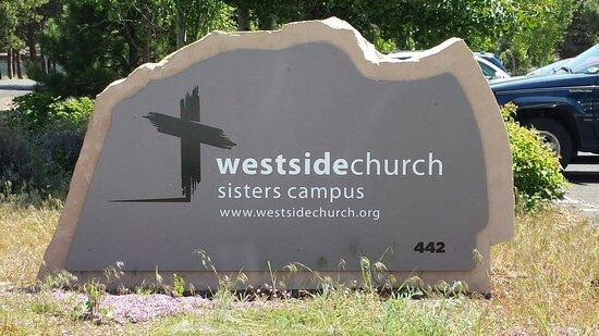 Westside Sisters Church: 442 Trinity Way, Sisters, OR