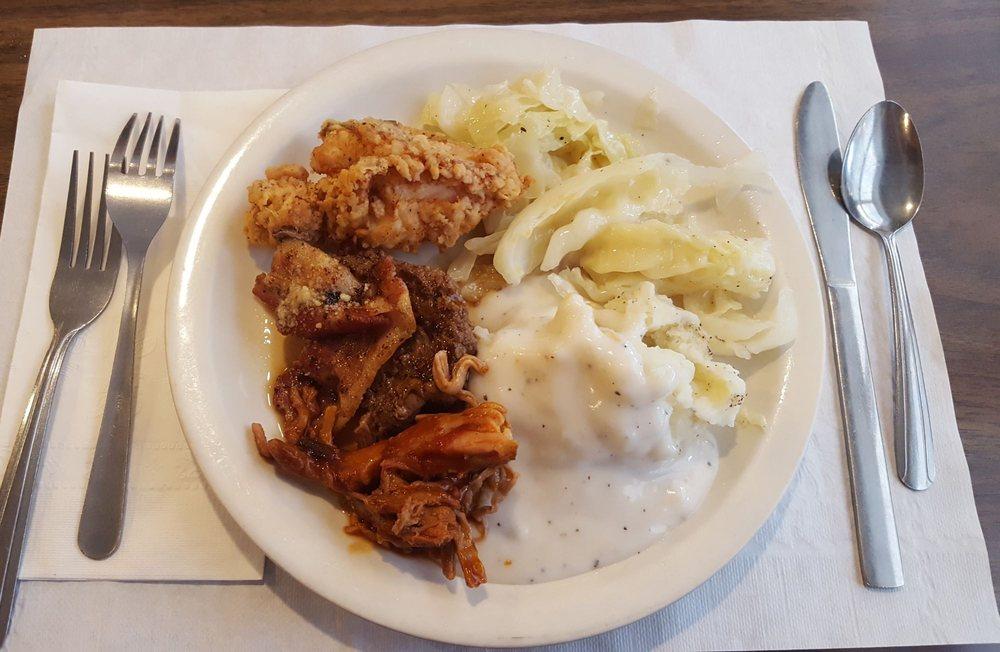 Vichy Wye Restaurant: 13990 Hwy 63 S, Vichy, MO