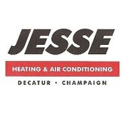 Photo Of Jesse Heating Air Conditioning Champaign Il United States Serving