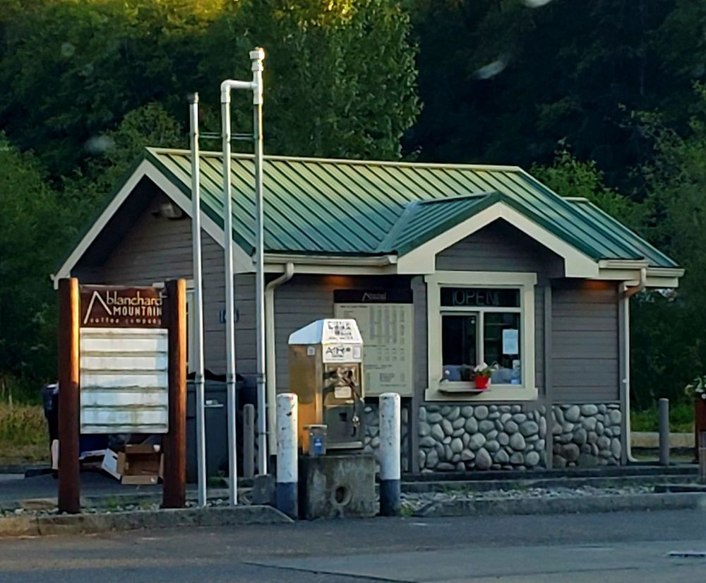 Blanchard Mountain Coffee: 1456 Lake Samish Rd, Burlington, WA