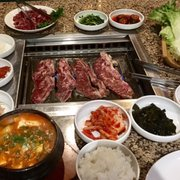 photo of korea garden restaurant houston tx united states - Korean Garden