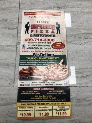 Tony Soprano's Pizza - 40 Photos & 20 Reviews - Italian - 11