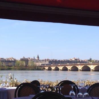 Le Caf Ef Bf Bd Du Port  Quai Deschamps  Bordeaux France