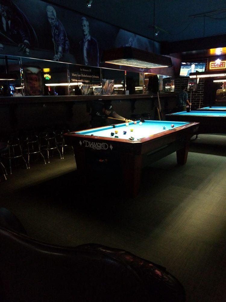 A Pool Hall Junkie Yelp - Mr billiards pool table