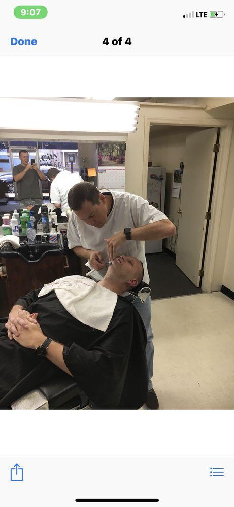 City Barber Shop: 110 S Main St, Graham, NC