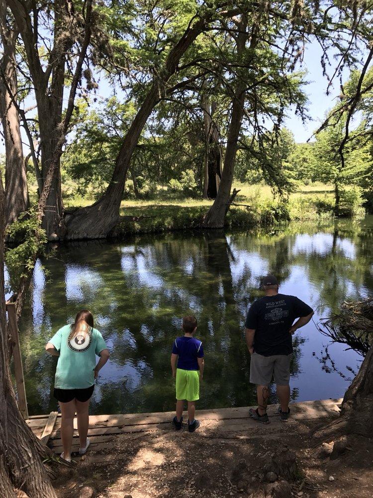 Cypress Frio Waters: 273 Chalk Creek Rd, Leakey, TX