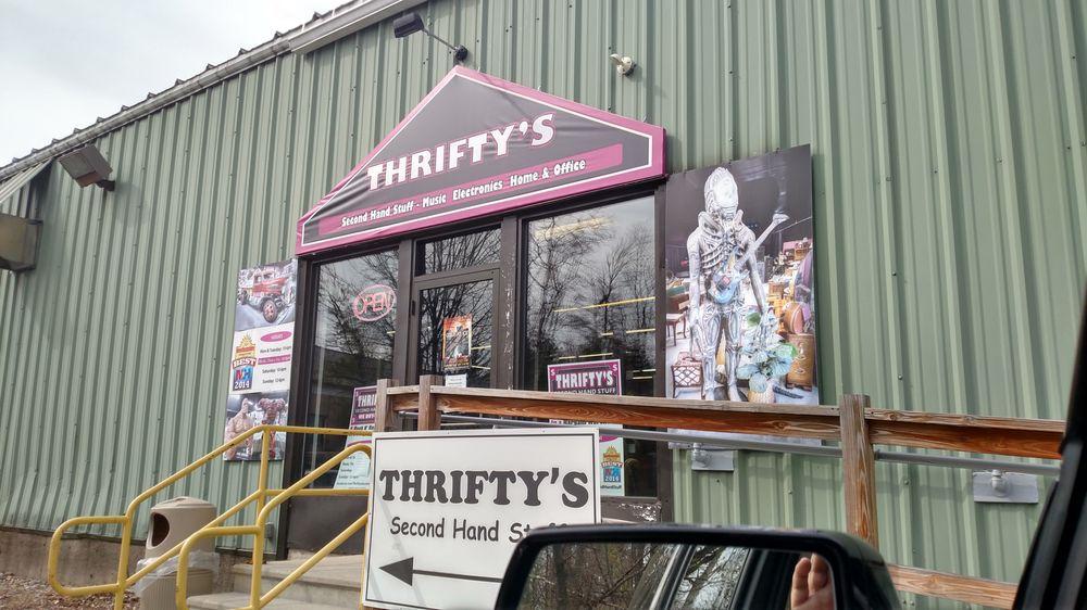 Thrifty S Second Hand Stuff 16 Anmeldelser Genbrugsforretninger 1015 Candia Rd Manchester