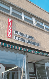 Finds Furniture Consignment: 301 Allegheny St, Hollidaysburg, PA