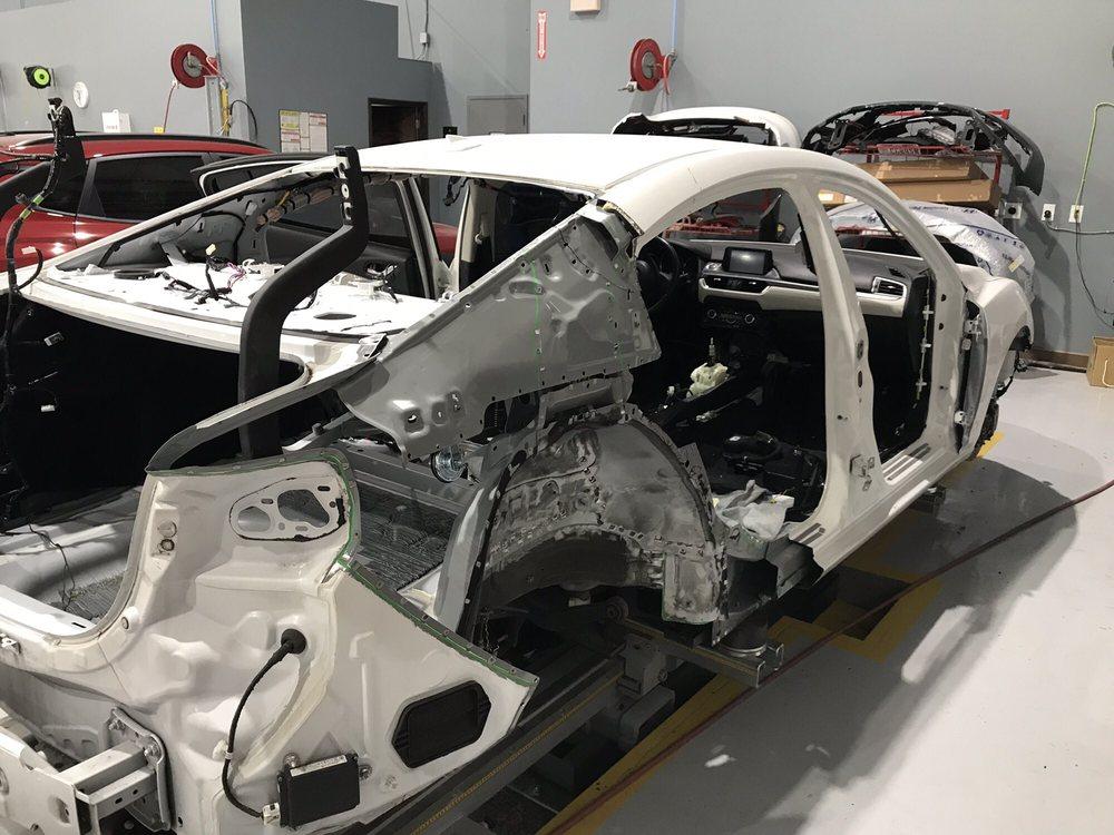 Mike's Auto Body - Brooksville: 12217 Cortez Blvd, Brooksville, FL