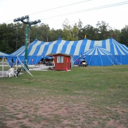 Photo of Big Top Chautauqua - Bayfield WI United States. Outside the tent ... & Big Top Chautauqua - 10 Photos - Music Venues - 32525 Ski Hill Rd ...