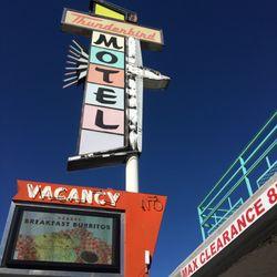Thunderbird Motel - 10 Reviews - Hotels - 420 N Virginia St