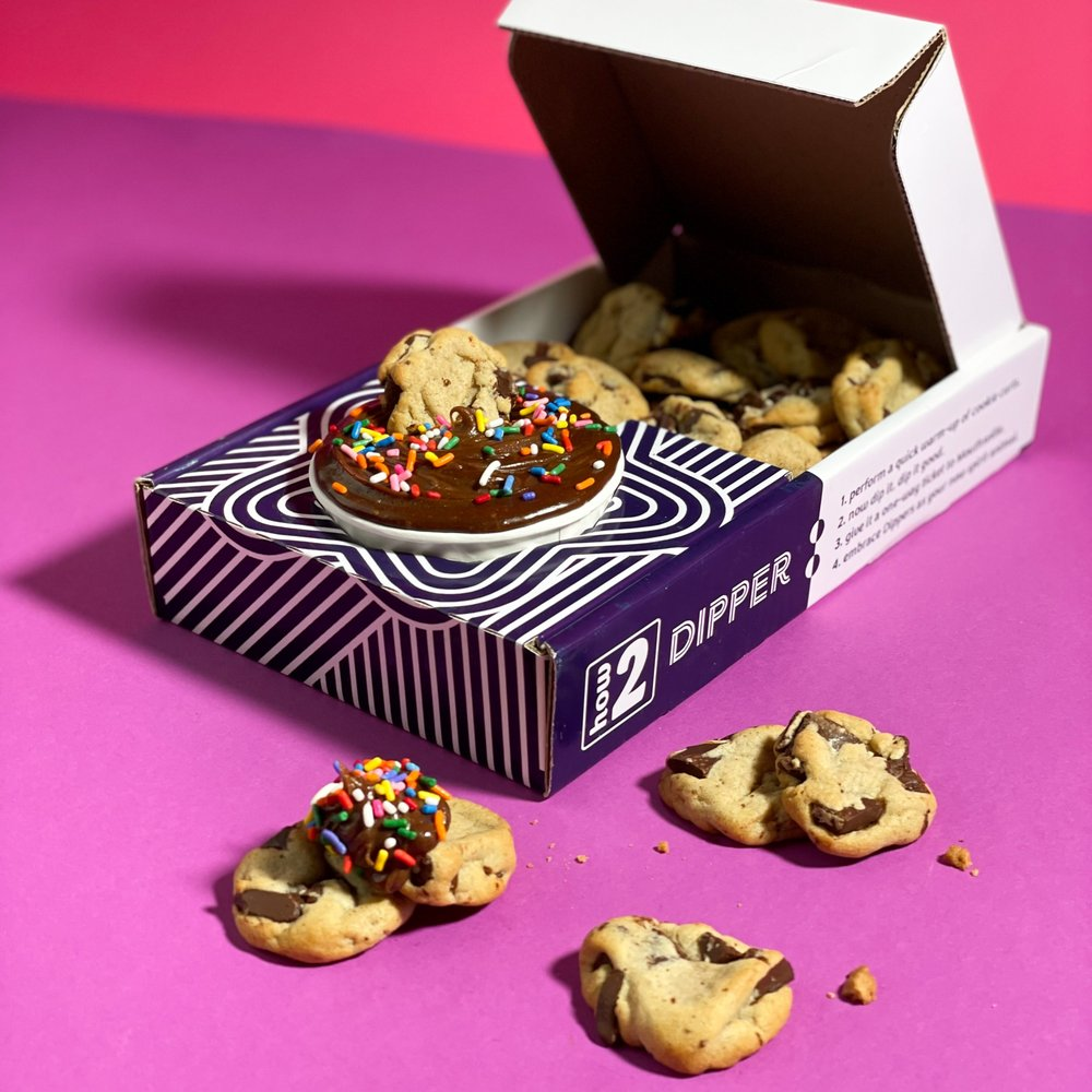 Food from Insomnia Cookies