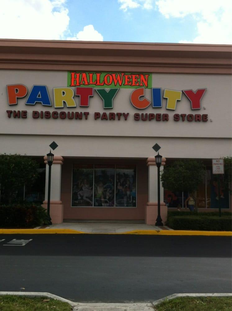 Party City Congress Ave Boynton Beach