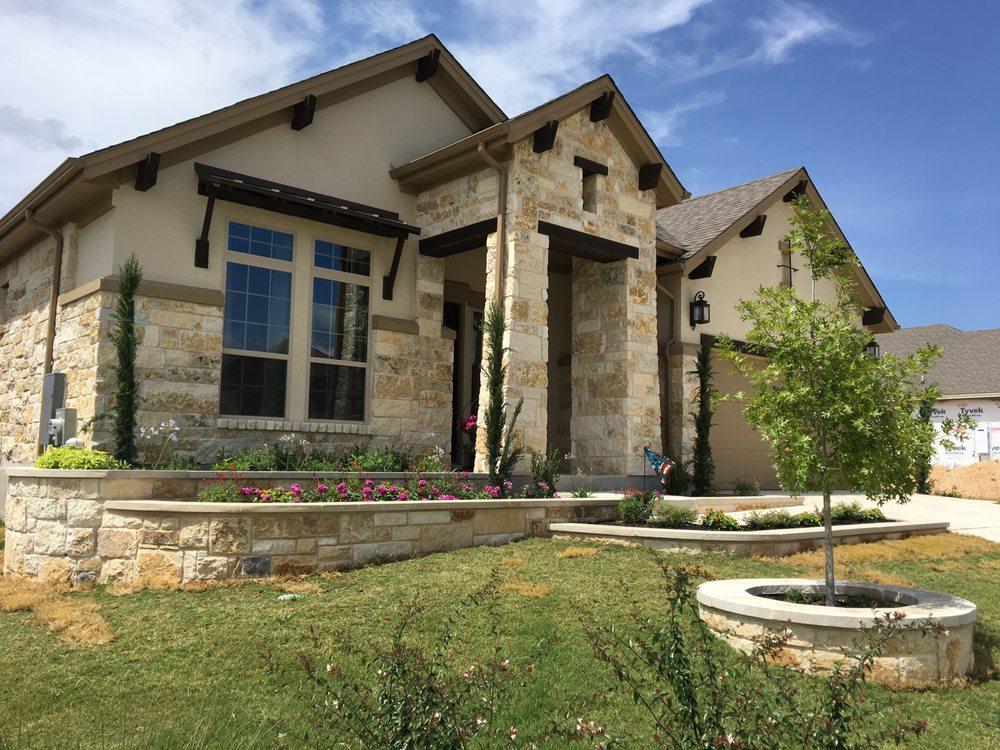 Blue Agave Landscapes: 100 Allyson Ln, Hutto, TX