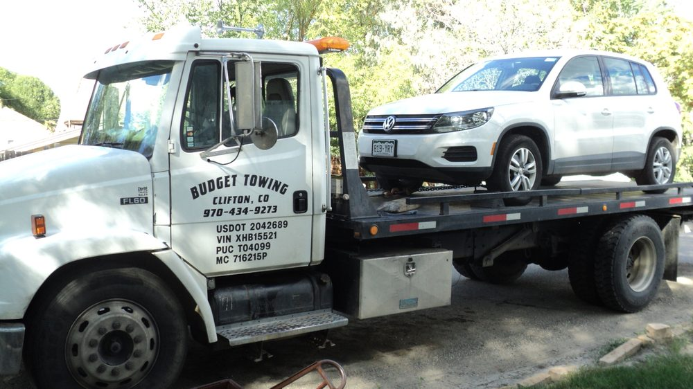 Budget Towing: 570 32 1/2 Rd, Clifton, CO