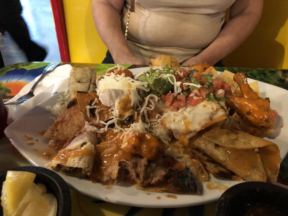 Rancho Grande Mexican Grill: 12926Brimhall Rd, Bakersfield, CA