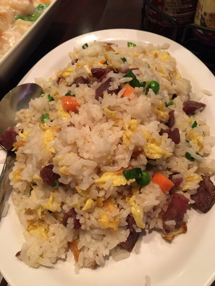 Saugsage fried rice yelp for 101 taiwanese cuisine