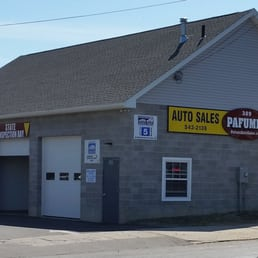 Pafumi S State Inspection Motor Vehicle Inspection Testing 389 Main St Indian Orchard Ma