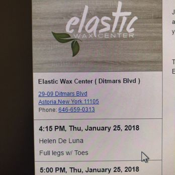 Elastic Wax Center - 29-09 Ditmars Blvd, Astoria, Astoria