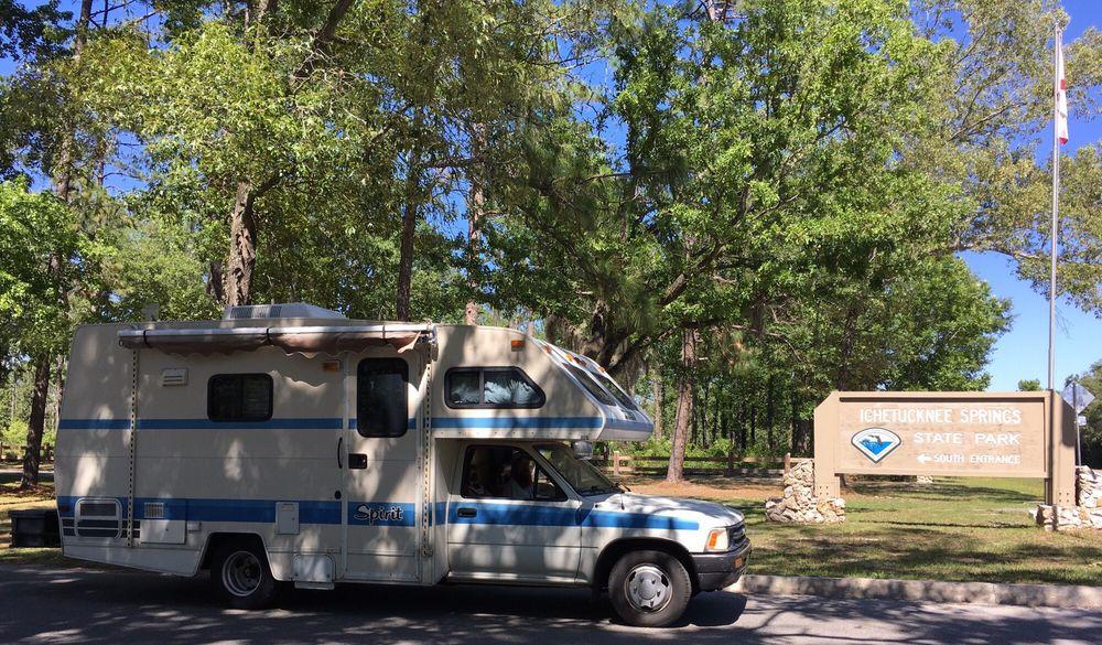 Ichetucknee Head Springs State Park: 12087 SW US 27, Fort White, FL