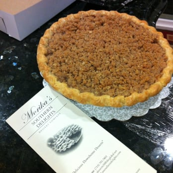 Image result for Morika's Southern Delights Dessert Company pumpkin pie