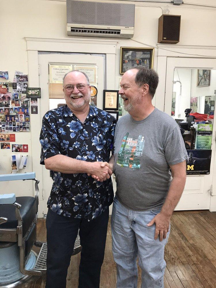 Dascola Barbers: 304 S State St, Ann Arbor, MI